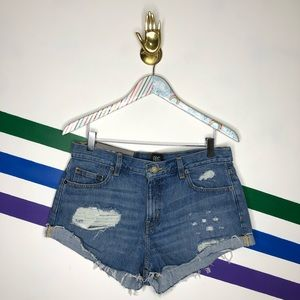 NEW BDG Boyfriend low rise shorts